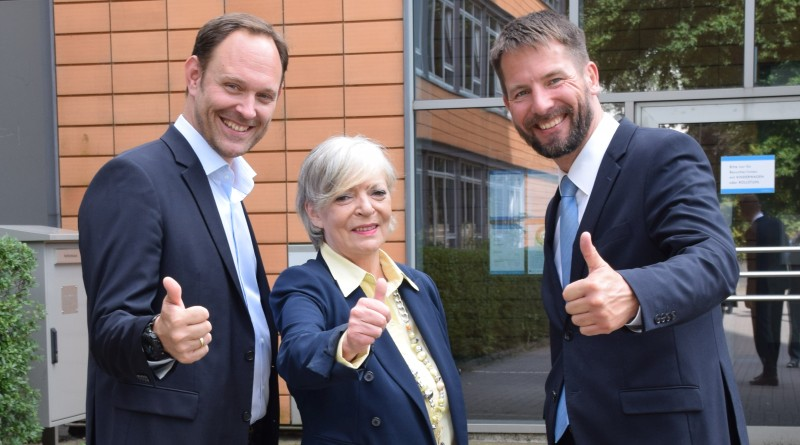 FDP-Ratsfraktion Rode-Kuhlig, Richert, Lucks